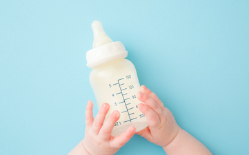 Successful new infant study performed by a&r